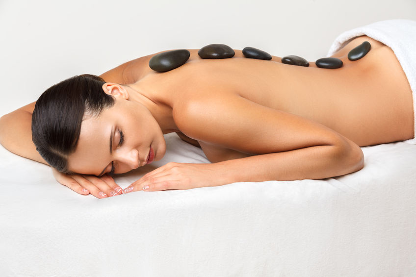 Hot Stones Massage 1