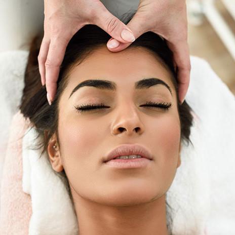 Indian Head Massage 1