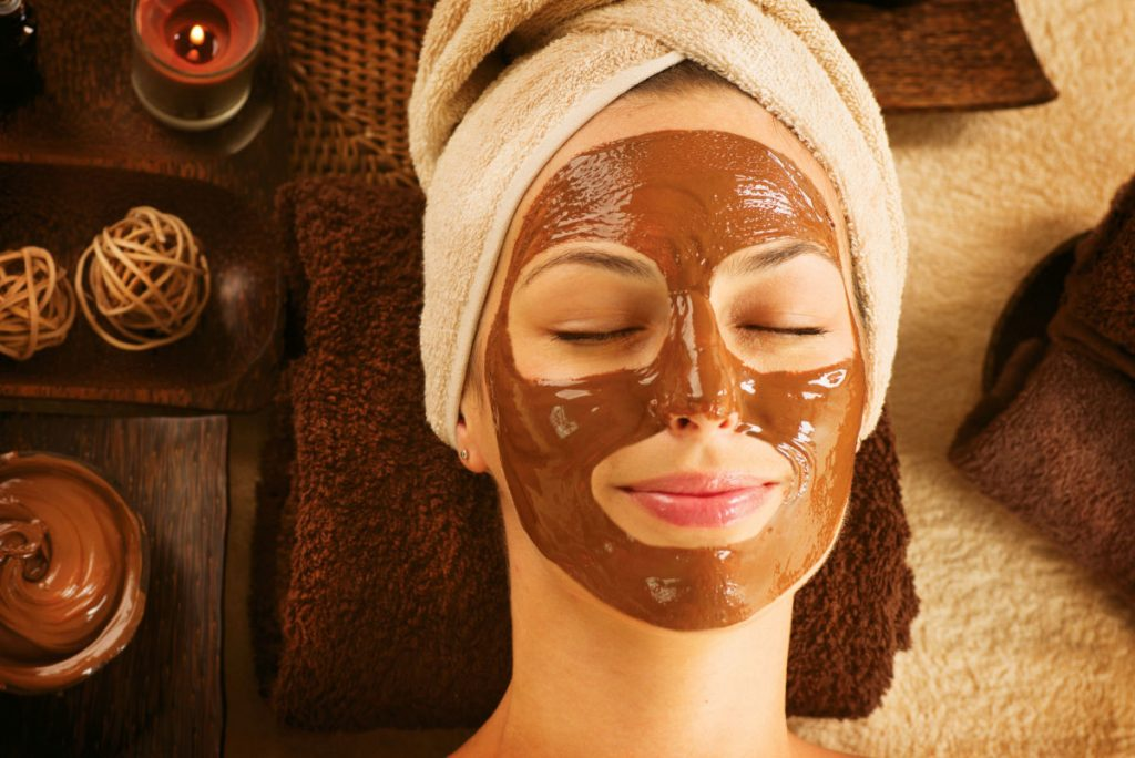 Chocolate Skin Mask
