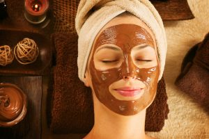 Chocolate Skin Mask