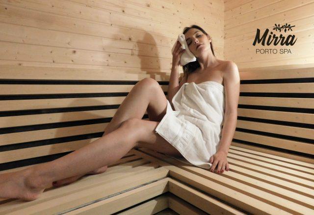 Sauna Porto