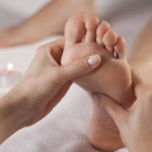 Foot Reflexology & Scrub 1