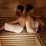 Private Sauna 90 min 4 PAX (non-shared with other clients) 4