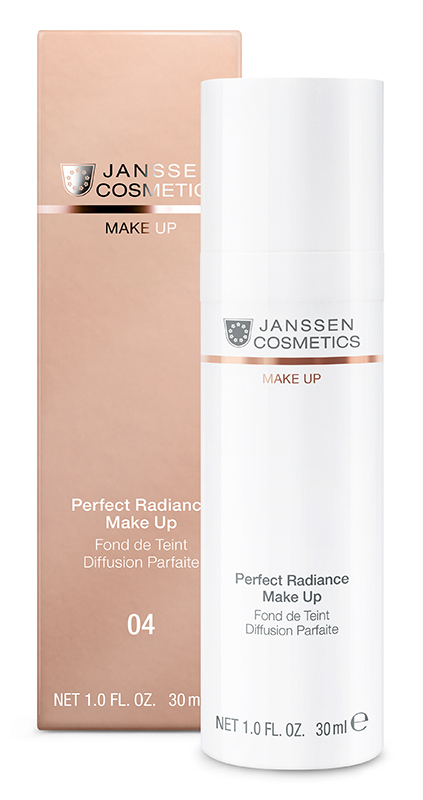Janssen Perfect Radiance Make Up 4