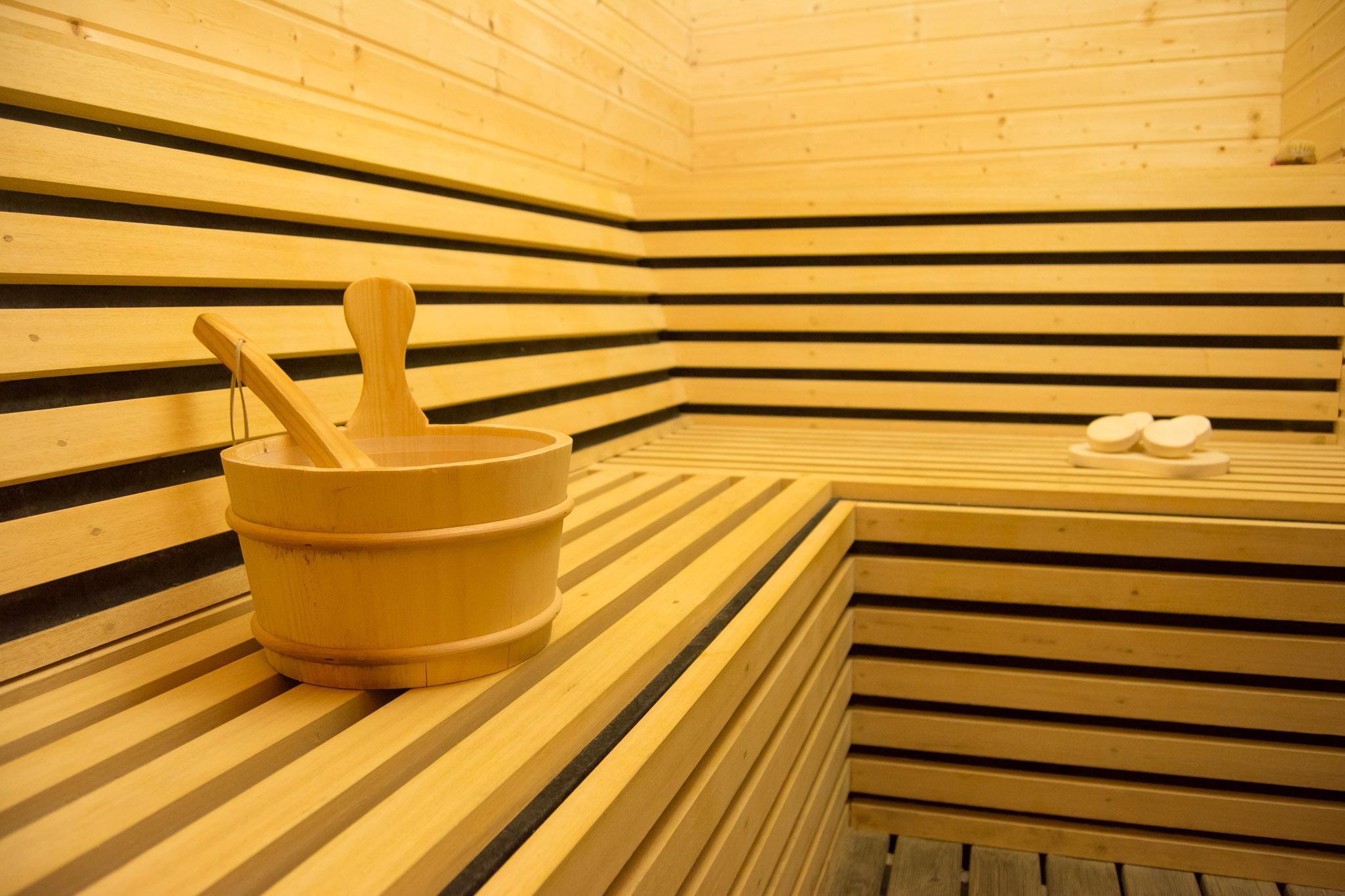 Sauna Porto Portugal
