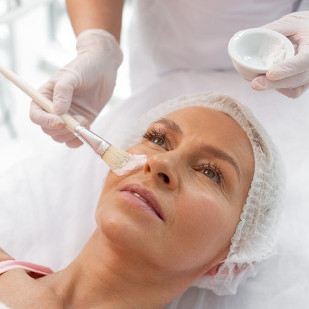 tratamento facial anti-age