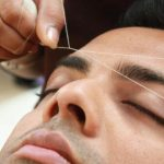 men men's eyebrow threading porto