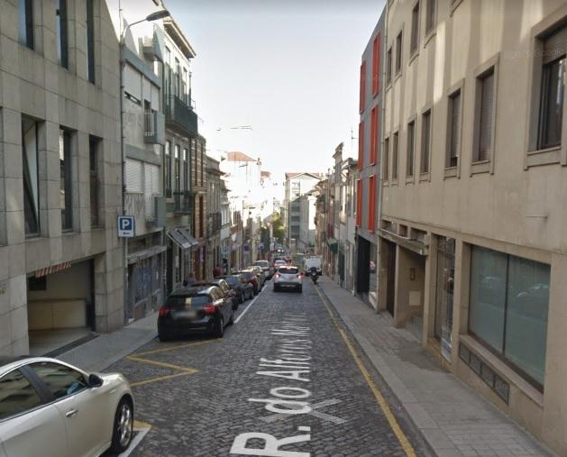 Parking in Porto